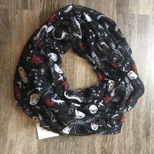Spirited away scarf from studio ghibli